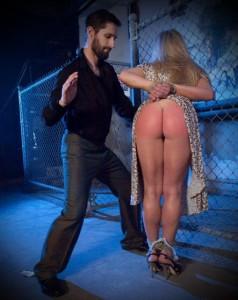 Blackmail & punishment for Dia Zerva