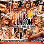 Celeb babes in BDSM party - BDSM Comics Celebs Dungeon