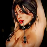 Celebrity dungeon bdsm story : Mila Kunis - BDSM Comics Celebs Dungeon