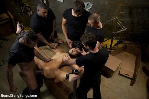 sub sex gang bang videos
