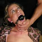 BDSM from poor lady - BDSM