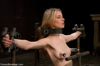 Hard metal for orgasm - BDSM Pics Device Bondage