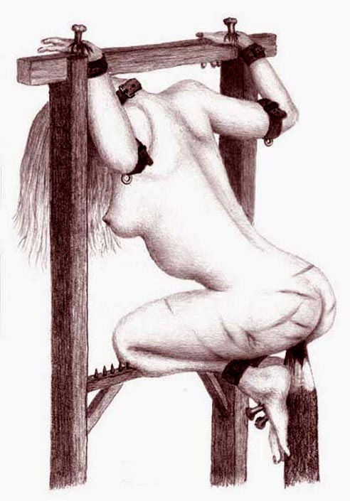 Male pleasure slave he pulls her out and 7