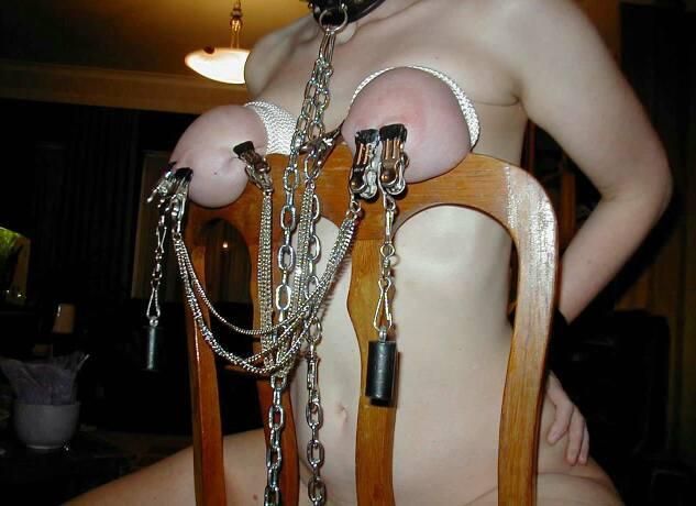Extreme Tits Torture - BDSM