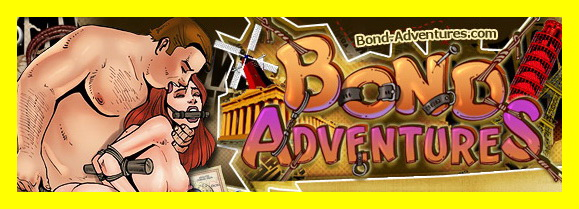 White slave for ebonys - BDSM Comics Bond Adventures