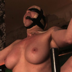 Busty slave in bdsm party - BDSM Pics Submission Sex