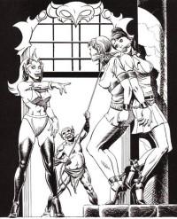 Alazar bdsm comix - BDSM Comics