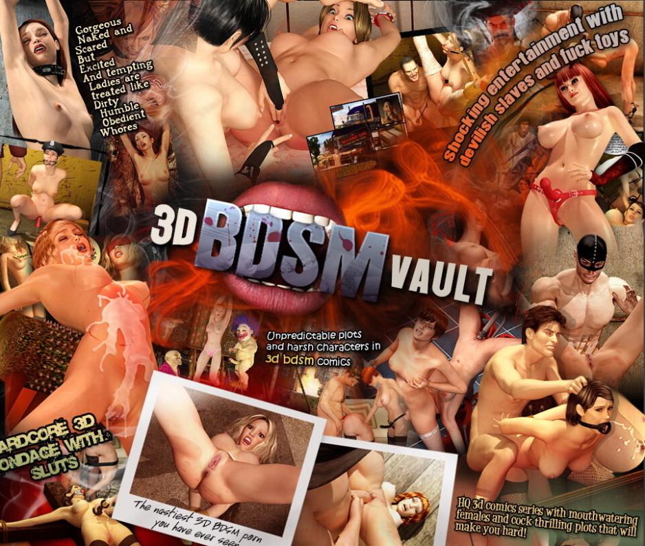 bdsm 3d comix Clip001