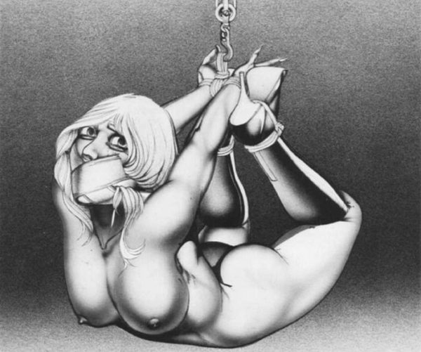 Bishop bdsm artwork