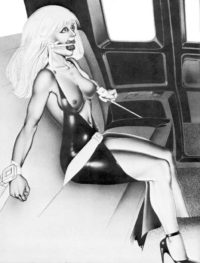Bishop bdsm artwork - BDSM Comics