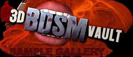 XXX Monastery - BDSM 3D Art