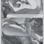 B/W comix - BDSM Comics I Draw Pain