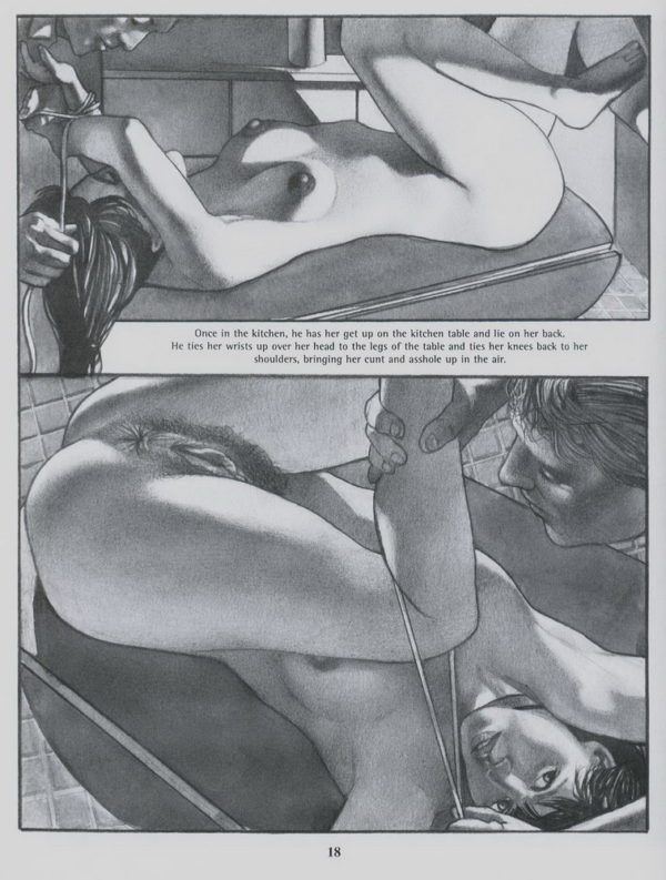 Polaroid and BDSM