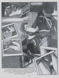 Polaroid and BDSM - BDSM Comics I Draw Pain